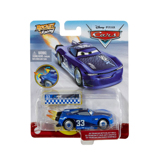 Disney Pixar Cars: Rocket Racing - Ed Truncan