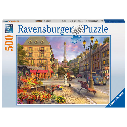 Ravensburger An Evening Walk 500pc Jigsaw Puzzle