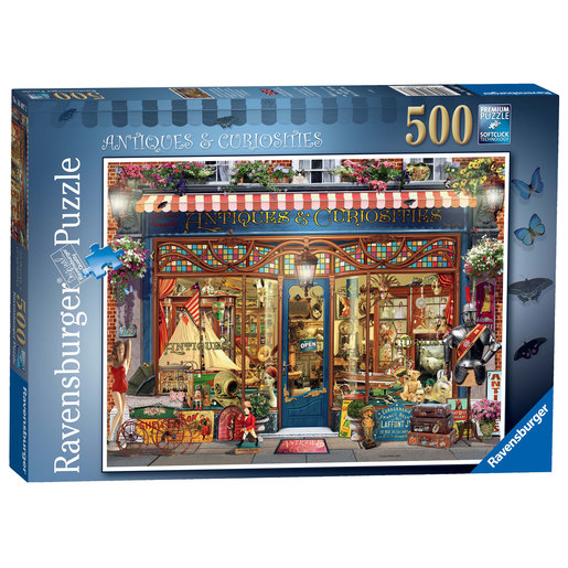 Ravensburger Antiques & Curiosities 500pc Jigsaw Puzzle