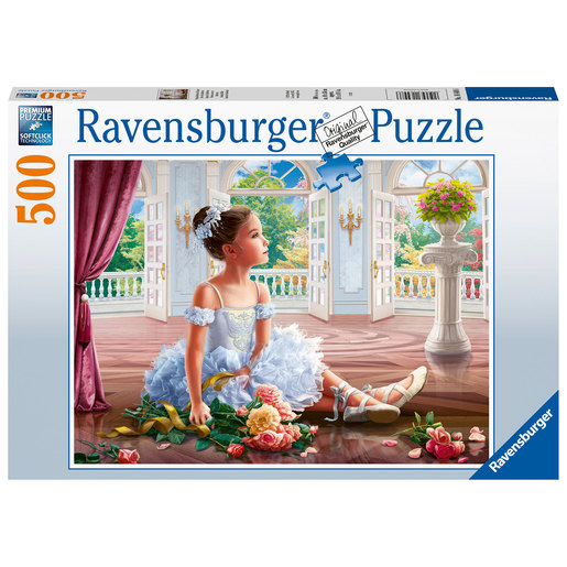 Ravensburger Sunday Ballet 500pc Jigsaw Puzzle