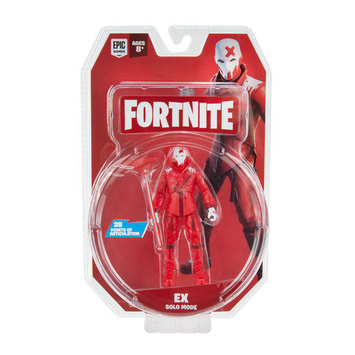 Fortnite Solo Mode 10cm Core Figure - Ex