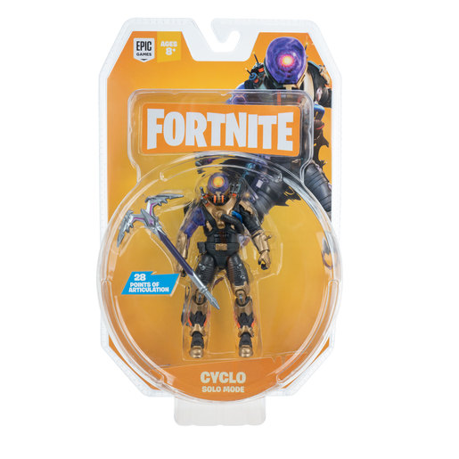 Fortnite Solo Mode 10cm Core Figure - Cyclo