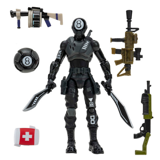 """Picture of Fortnite 6"""" Legendary Series Figure Pack - 8 Ball"""