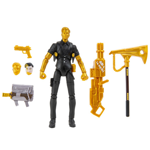 "Fortnite6"" Legendary Series Figure Pack - Midas"