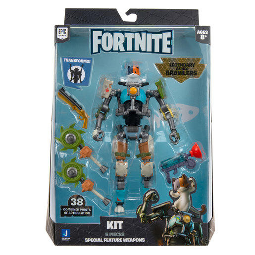 "Fortnite Legendary Brawlers Figure Pack - Kit (7"")"