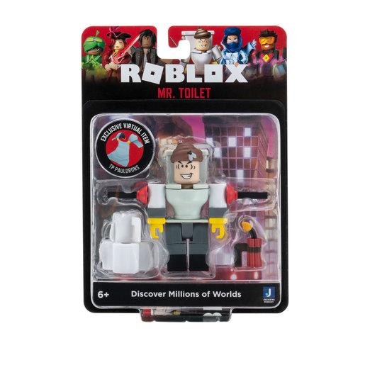 Roblox Core Figure - Mr. Toilet