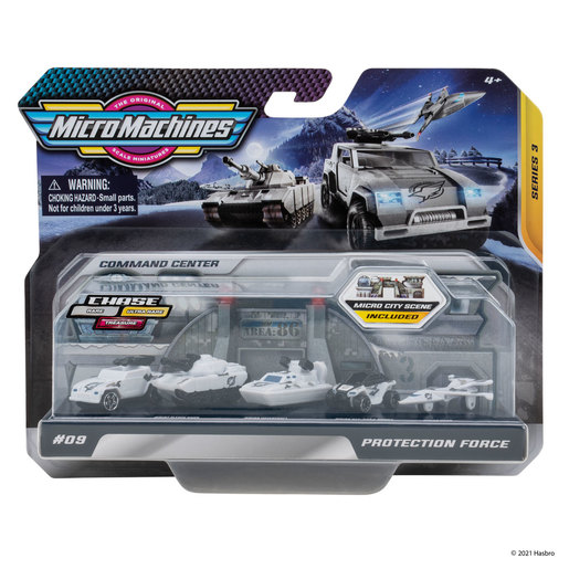 Micro Machines World Pack - Protection Force