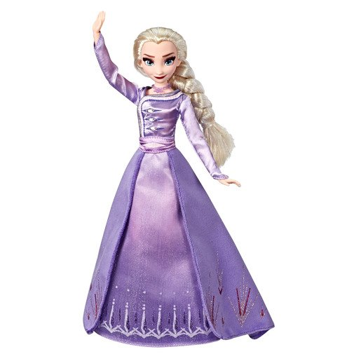 Disney Frozen 2 - Arendelle Elsa Fashion Doll