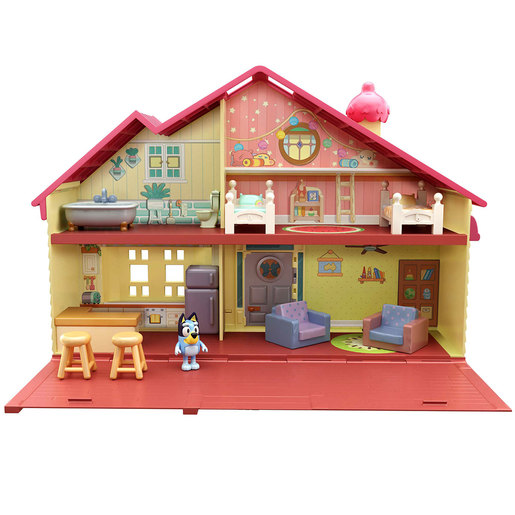 Bluey Family Home Playset