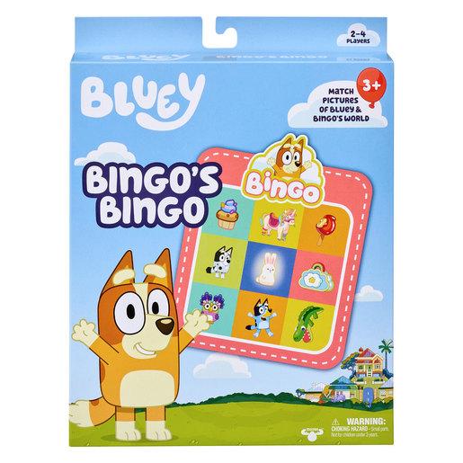Bluey Bingo's Bingo Cards
