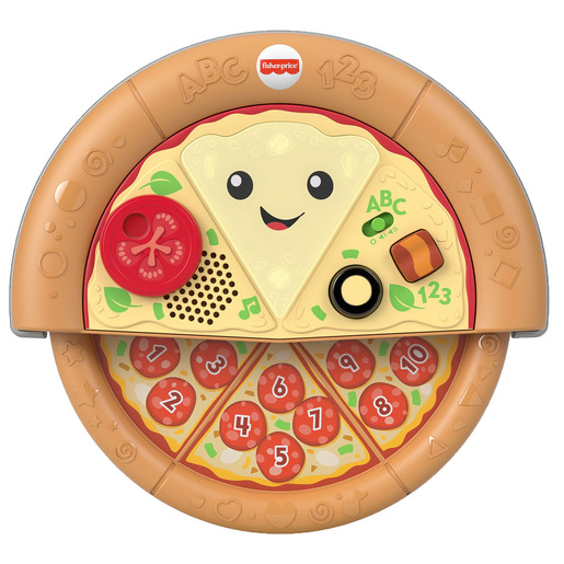 Fisher-Price Laugh & Learn: Slice of Learning Pizza