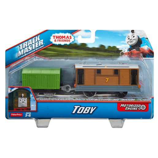 Thomas & Friends: TrackMaster Motorised Toby