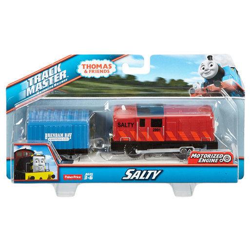 Thomas & Friends: TrackMaster Motorised Salty