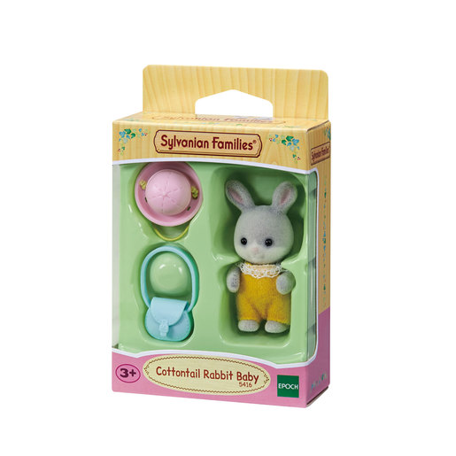 Sylvanian Families: Cottontail Rabbit Baby from TheToyShop