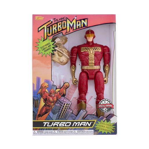 Jingle All The Way   Turbo Man Action Figure (UK Exclusive)