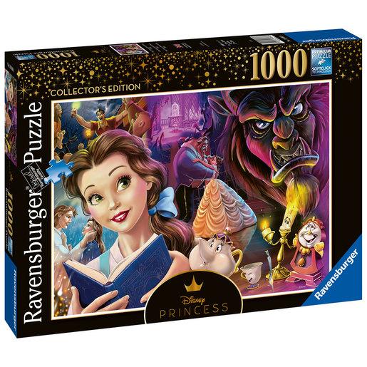 Ravensburger Disney Princess Heroines - Beauty & The Beast 1000 piece Jigsaw Puzzle