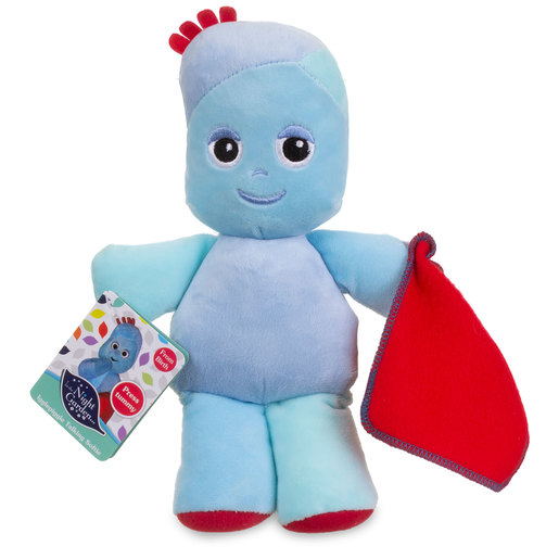 In the Night Garden Talking Soft Toy - Igglepiggle
