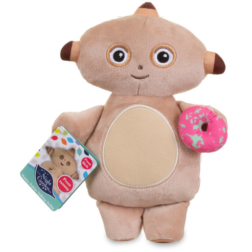In the Night Garden Talking Soft Toy - Makka Pakka