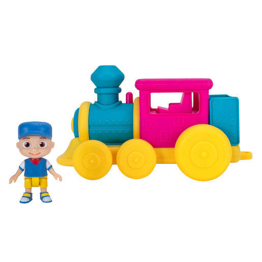 CoComelon Musical Train with JJ Figure