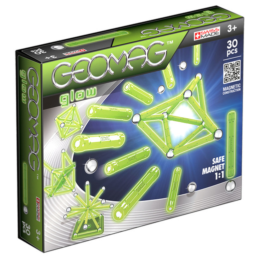 Geomag Glow Construction Set - 30pcs