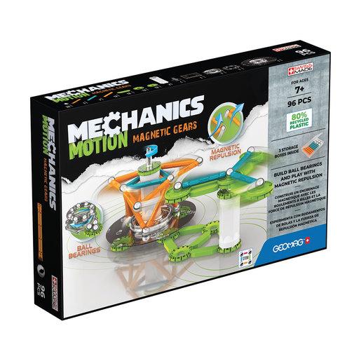 Geomag Mechanics Magnetic Motion Construction Set   96pc