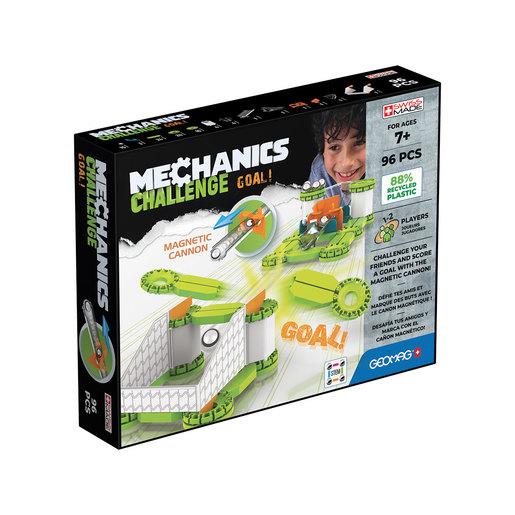 Geomag Mechanics Challenge Goal Construction Set   97pc