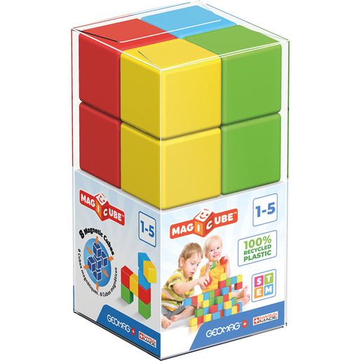 Geomag Magic Cube - 8pcs