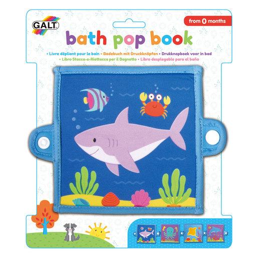 Pop Up Bath Book