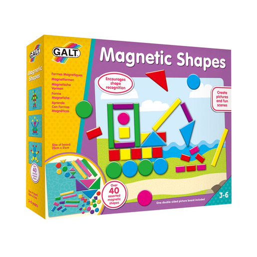 Galt Magnetic Shapes & Board
