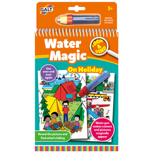 Water Magic Drawing Sets - Look and Find On Holiday