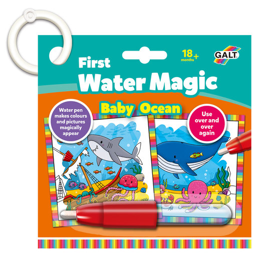 First Water Magic Drawing Sets - Baby Ocean