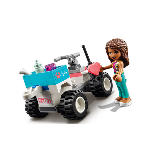 LEGO Friends Vet Rescue Buggy - 41442