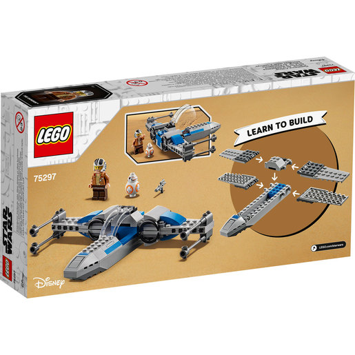LEGO Star Wars Resistance Xwing - 75297