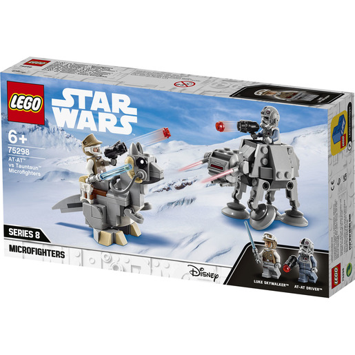 LEGO Star Wars At At VS Tauntaun - 75298