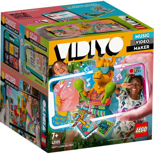LEGO Vidiyo Party Llama Beatbox - 43105
