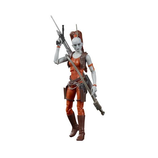 Star Wars The Black Series: The Clone Wars - Aurra Sing 22cm Figure