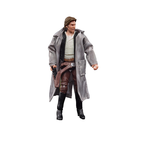 Star Wars The Vintage Collection - Han Solo (Endor) 22cm Figure