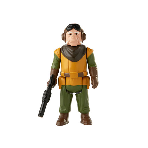 Star Wars: Retro 9.5cm Figure Collection   Man Kuiil
