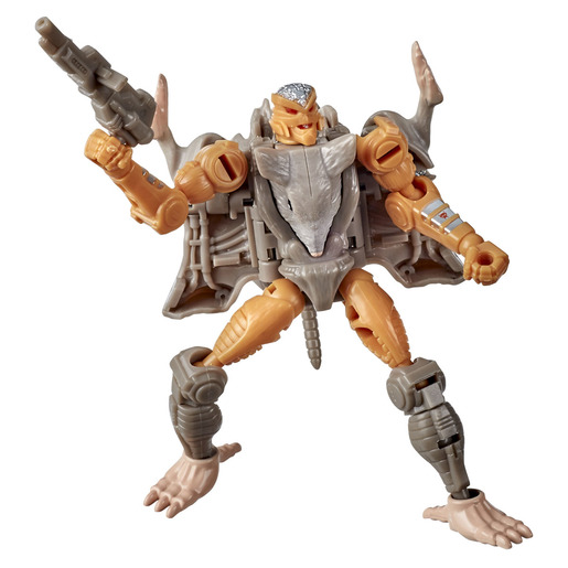 Transformers Generations: War for Cybertron - Rattrap