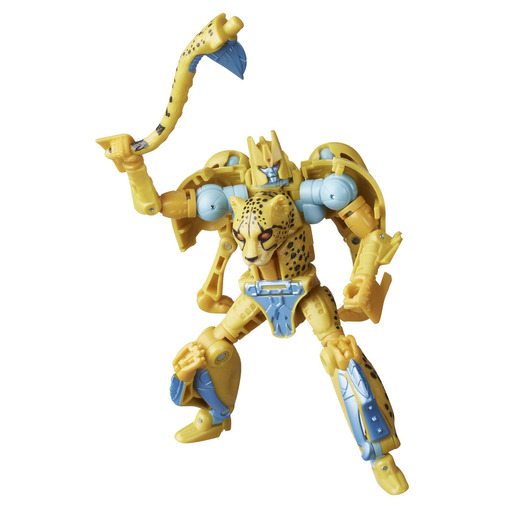 Transformers Generations: War for Cybertron - Cheetor