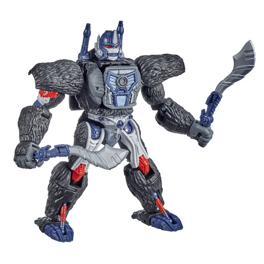 Transformers Generations: War for Cybertron - Optimus Primal