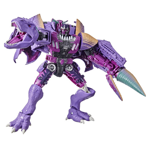 Transformers Generations: War for Cybertron - Megatron (Beast) Figure