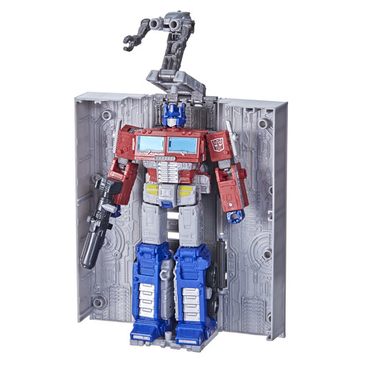 Transformers Generations: War for Cybertron - Optimus Prime Figure