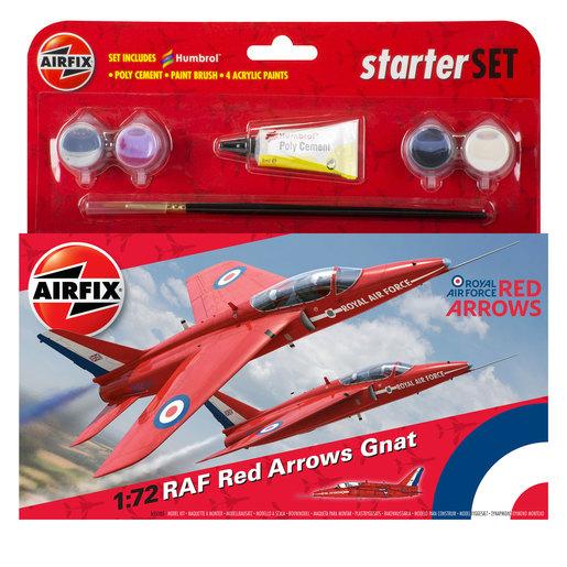 AirFix: RAF Red Arrows - Starter Set