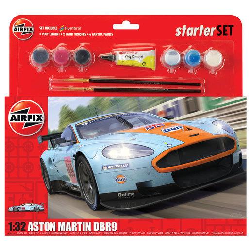 AirFix: Aston Martin DBR9 - Starter Set
