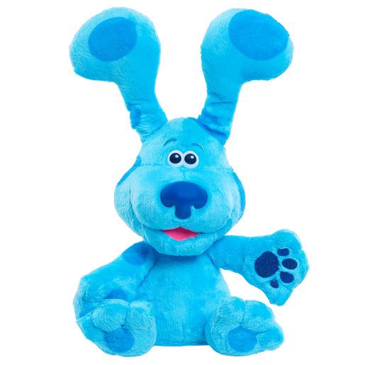"""Blue's Clues & You - 10"""" Peekaboo Blue Soft Toy"""