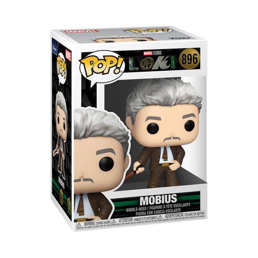 Funko Pop! Marvel: Loki - Mobius