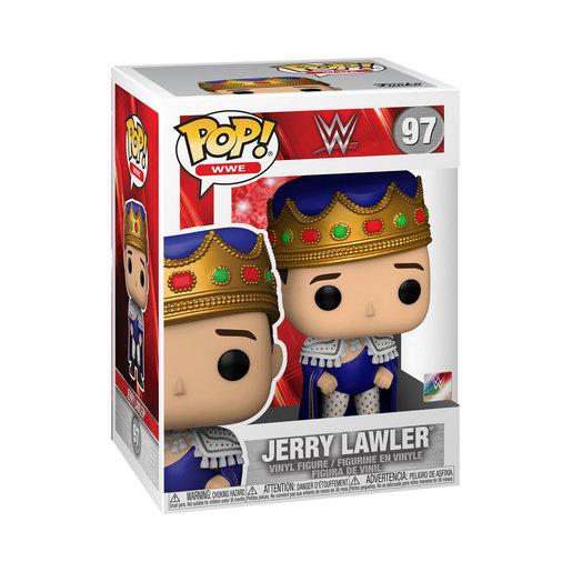 Funko Pop! WWE - Jerry Lawler