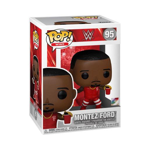 Funko Pop! WWE - Montez Ford