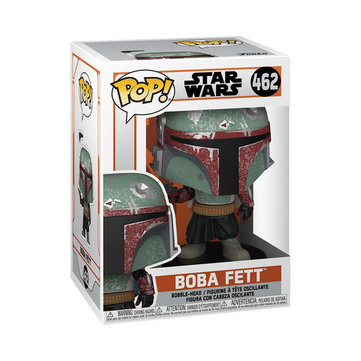 Funko Pop! Star Wars - Boba Fett